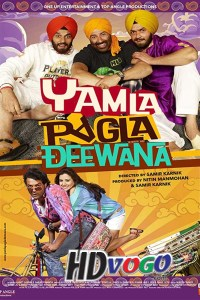 Yamla Pagla Deewana 2011 in HD Hindi Full Movie