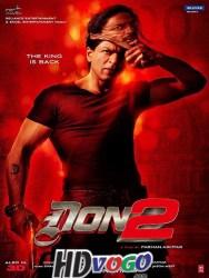 Don 2 2011 in HD Hindi Full MOvie