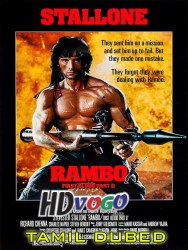 Rambo First Blood Part 2 1985 in HD Tamil Dubbed Full Movie