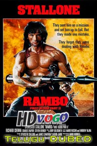 Rambo First Blood Part 2 1985 in HD Telugu Dubbed Full Movie