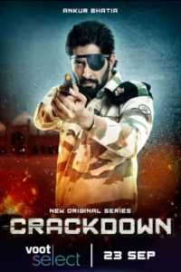 Crackdown (2020) Voot Original Series