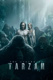 The Legend of Tarzan (2016) Hindi Dubbed