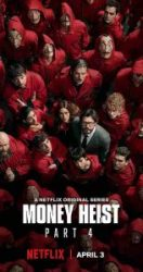 Money Heist (2021) NF S02 Complete Hindi Dubbed