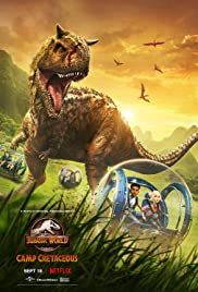 Jurassic World: Camp Cretaceous (2021) Hindi Netflix Season 2 Complete
