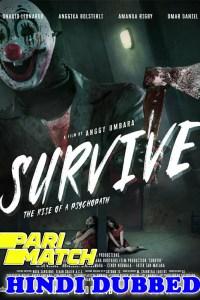 Survive 2021 HD Hindi Dubbed Full Movie