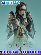 Dune 2021 Telugu Dubbed Full Movie