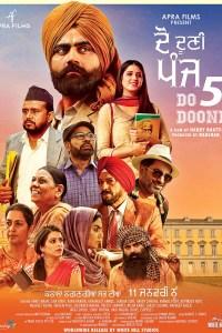 Do Dooni Panj 2018 HD Punjabi Full Movie