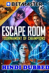 Escape Room Tournament of Champions 2021 HD Hindi Dubbed
