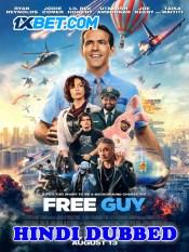 Free Guy 2021 HD Hindi Dubbed Full Movie