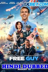 Free Guy 2021 Hindi Dubbed Full Movie 1x