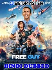 Free Guy 2021 Hindi Dubbed