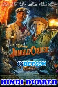 Jungle Cruise 2021 HD Hindi Dubbed Full Movie