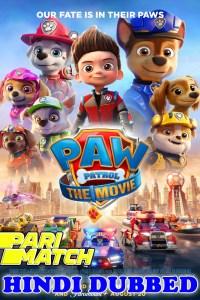 PAW Patrol The Movie 2021 HD Hindi Dubbed
