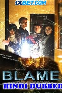 Blame 2021 HD Hindi Dubbed Full Movie