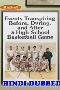 Events Transpiring Before During and After a High School 2021