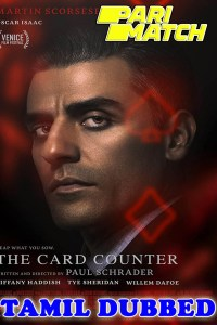 The Card Counter 2021 HD Tamil Dubbed