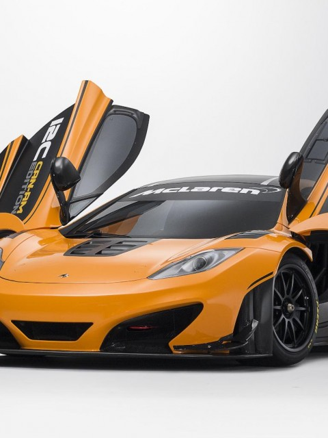 Army Iphone X Wallpaper Sports Cars Mclaren 12c Can Am Edition Racing Concept Hd