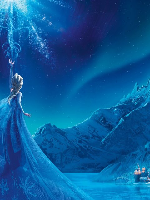 Cute Phone Wallpaper Download 4k Elsa Frozen Wallpaper 1600 215 900 Hd Wallpapers Hd