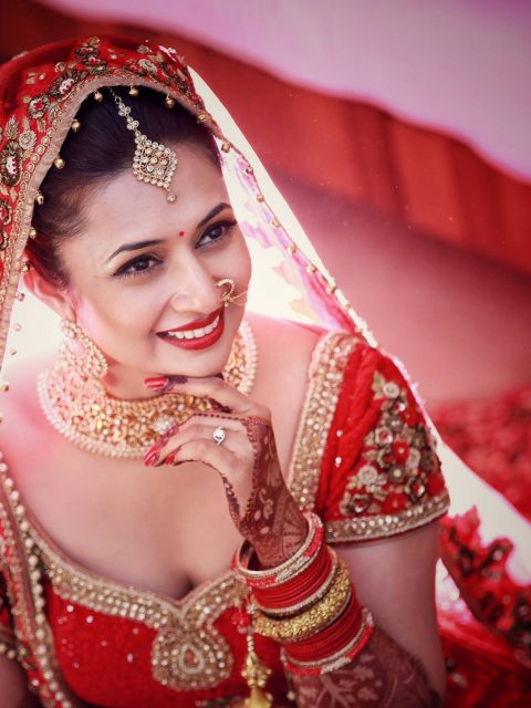 Cute Girl Wallpapers For Your Phone Divyanka Tripathi Bride Girl Images Hd Wallpapers Hd