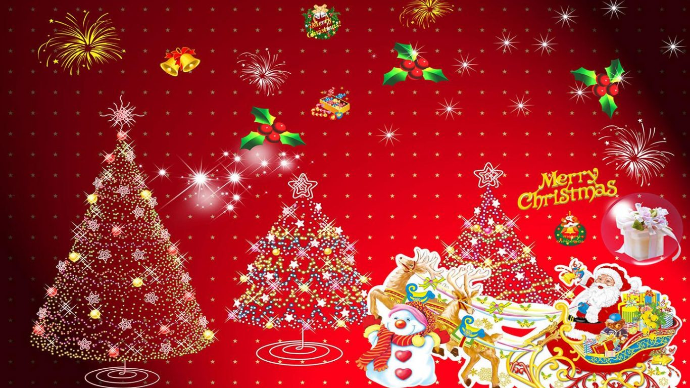Merry Christmas wallpaper screenshot  HD Wallpapers  HD