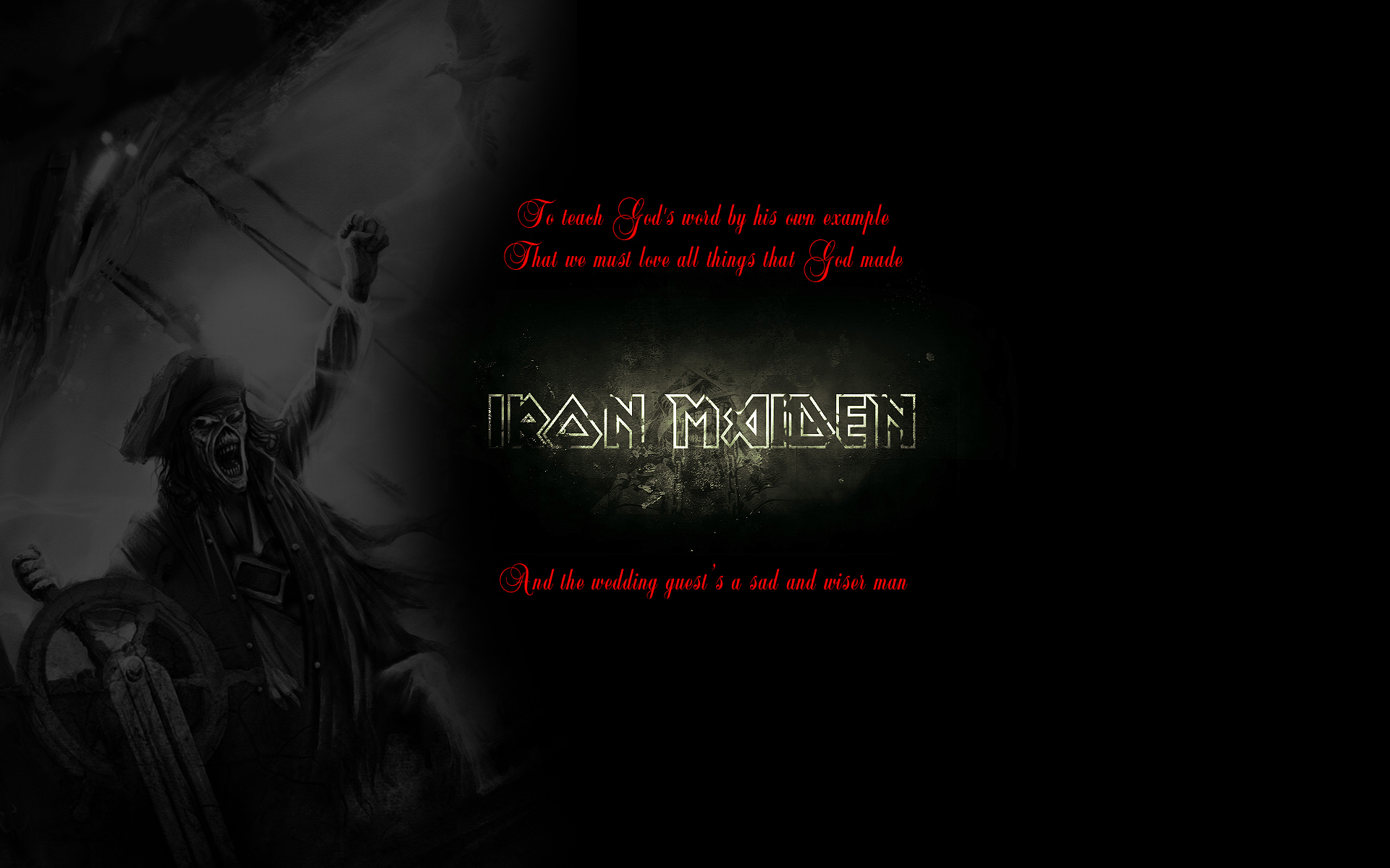 Iron Maiden Iphone Wallpaper Iron Maiden Wallpapers Pictures Images