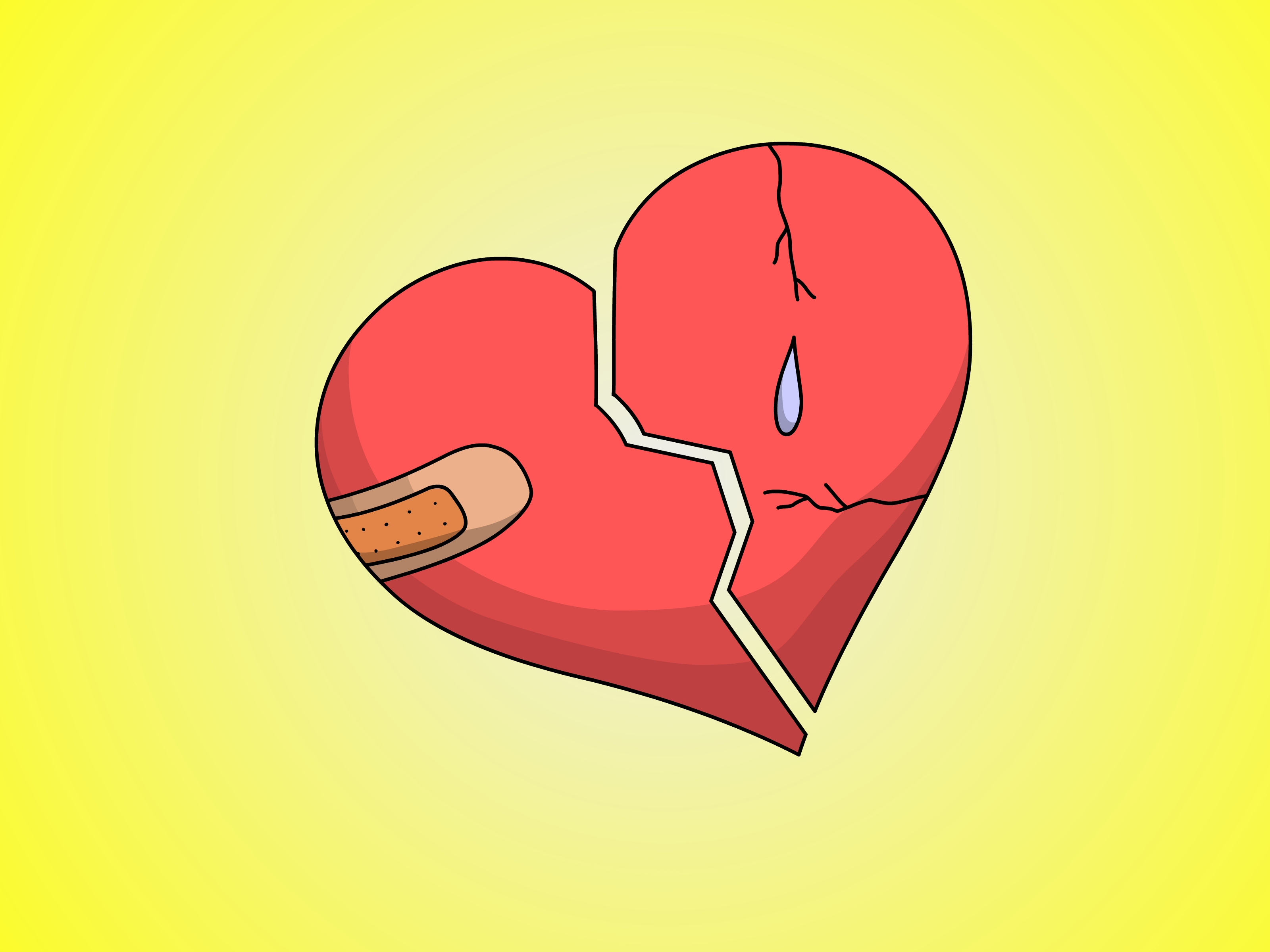 Broken Heart Iphone Emoji Wallpaper
