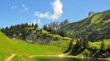 Beautiful Switzerland Desktop Background