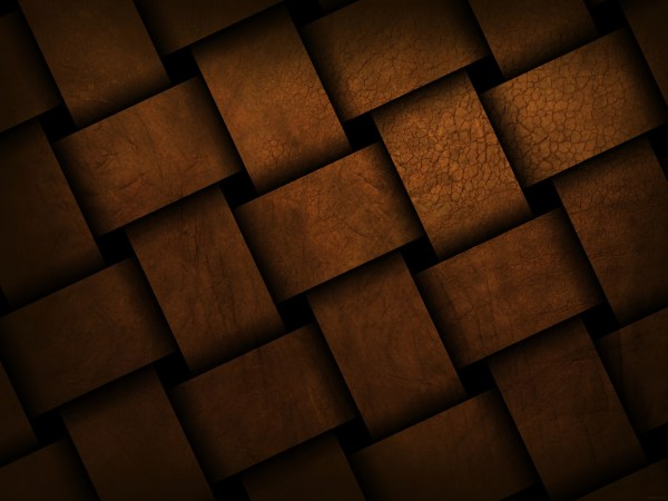 Black and Brown Desktop