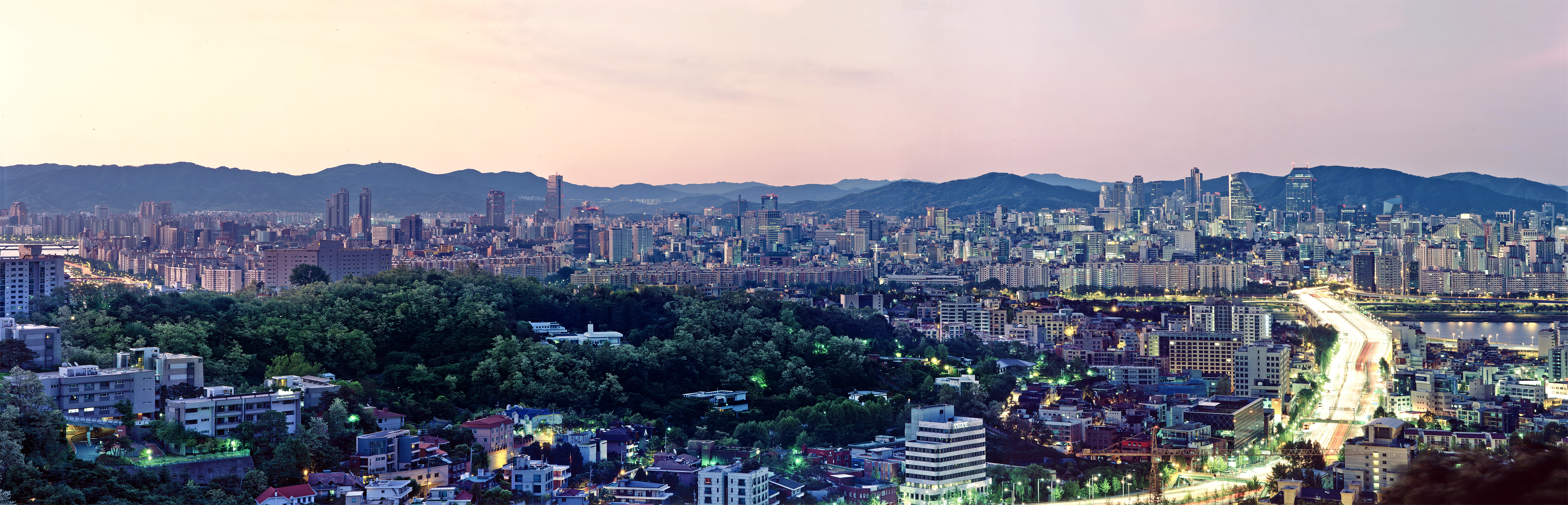 Wallpaper Korea 3d Seoul Wallpapers Pictures Images