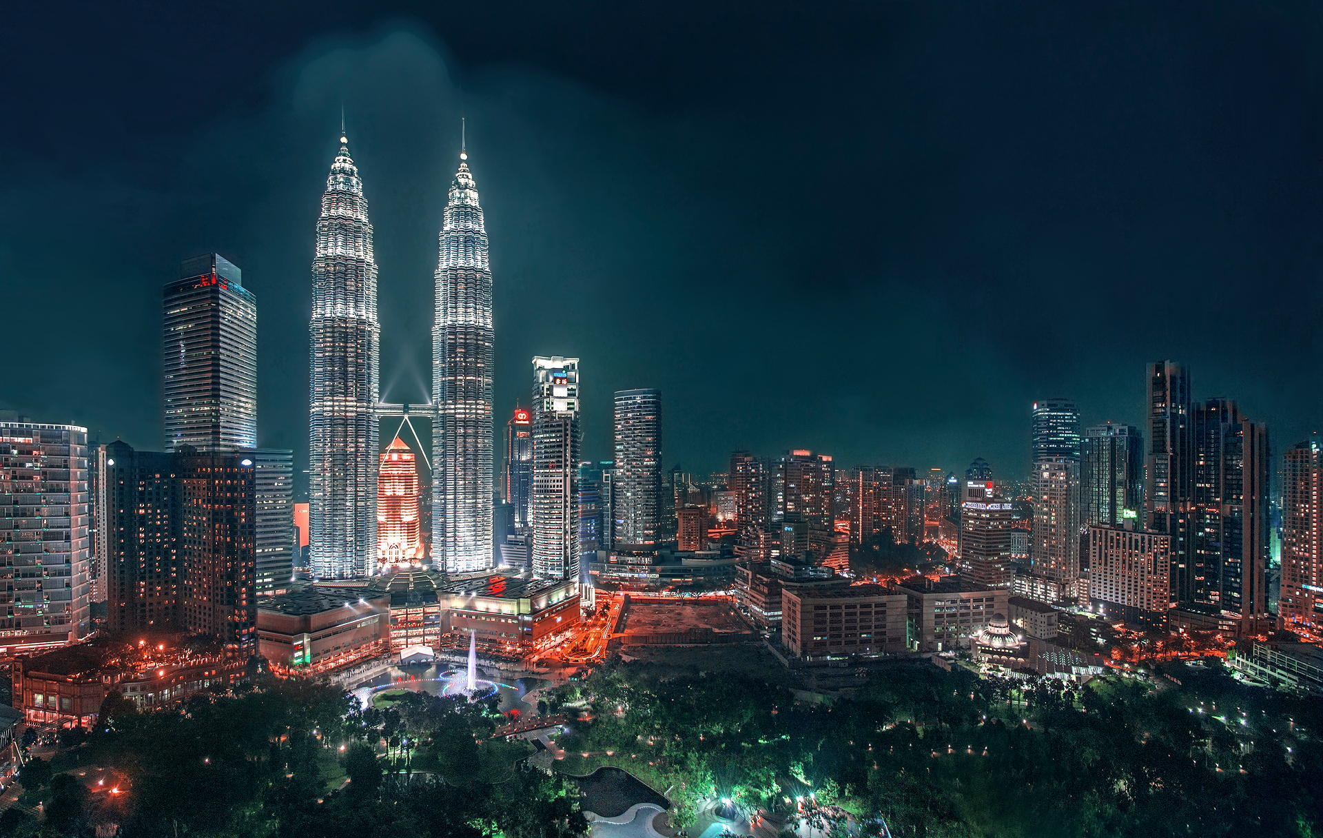 Best Future City 3d Wallpapers Kuala Lumpur Wallpapers Pictures Images