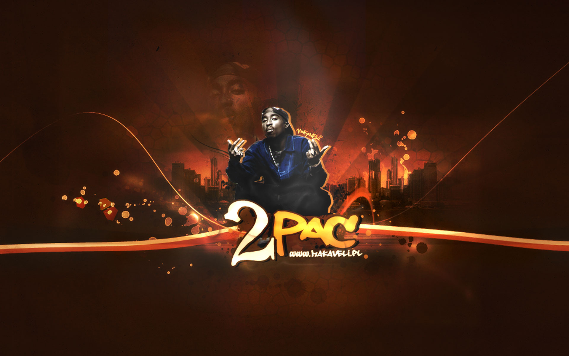 Gangsta Wallpaper Hd Tupac Shakur Wallpapers Pictures Images