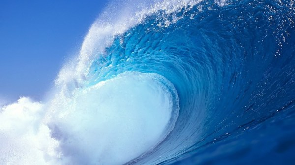 Blue Wave Wallpapers