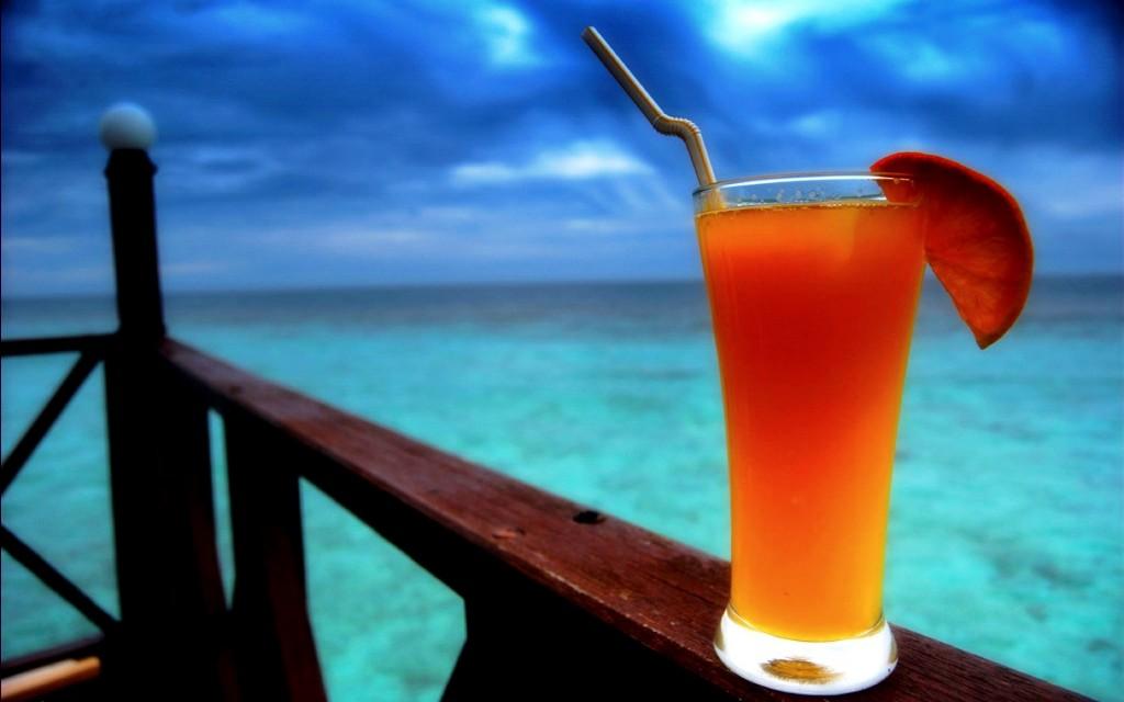 Tropical Cocktail Wallpapers Pictures Images