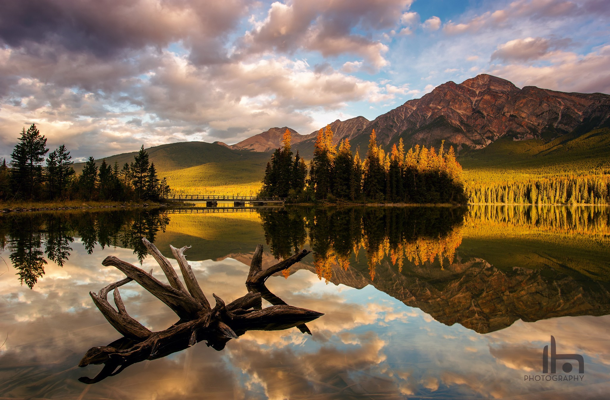 Fall Color Wallpaper Widescreen Jasper National Park Wallpapers Pictures Images