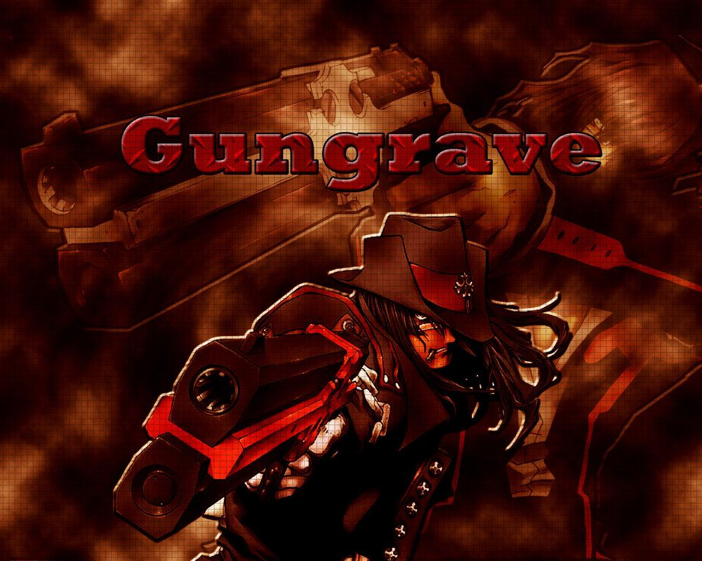 Girl Gun Desktop Wallpaper Gungrave Wallpapers Pictures Images