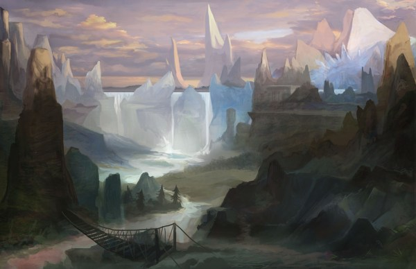 Fantasy Landscape Hd Wallpapers