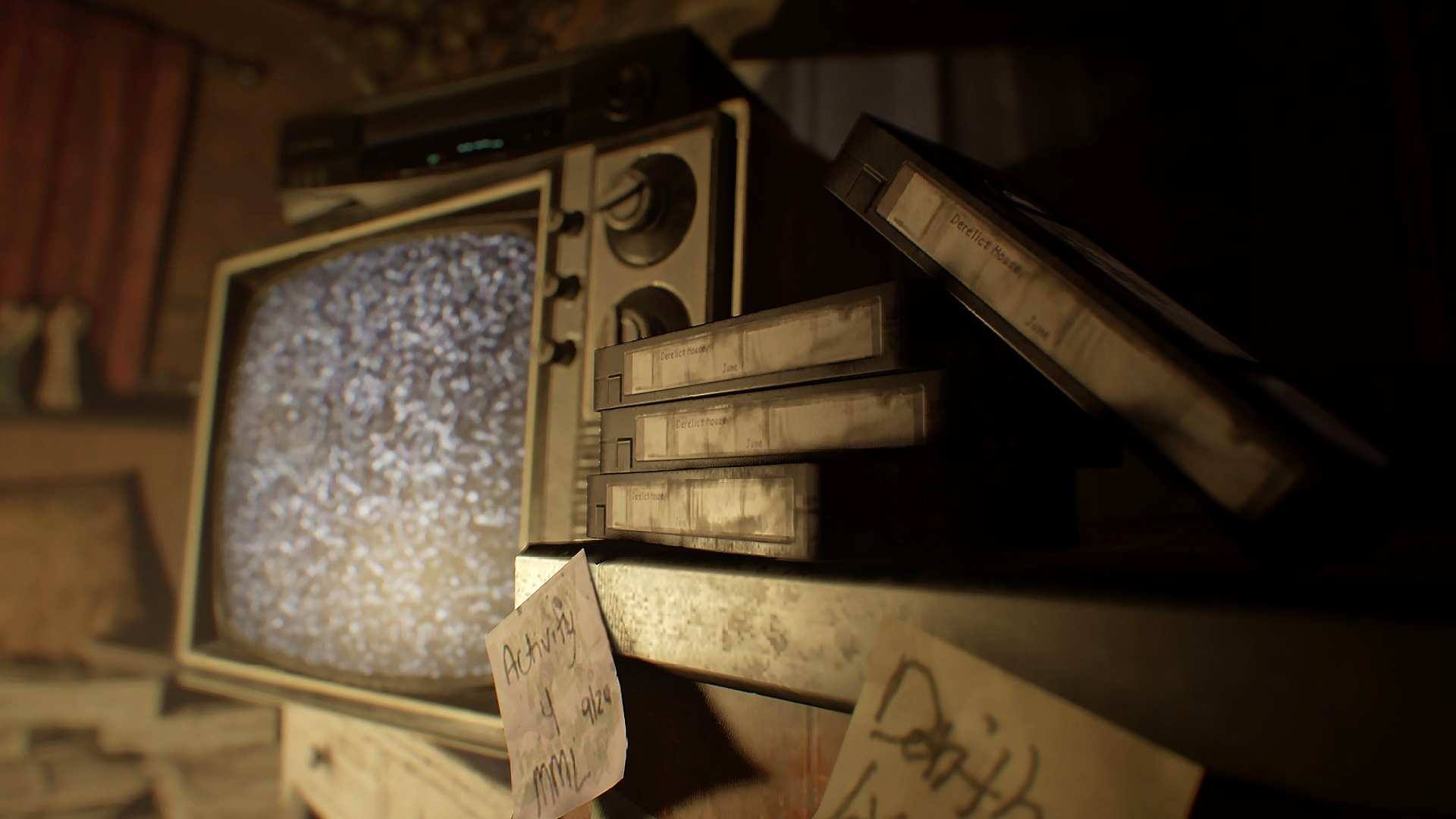 Resident Evil 7 Biohazard Wallpapers Pictures Images