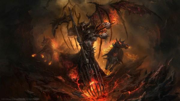 World of Warcraft Fan Art