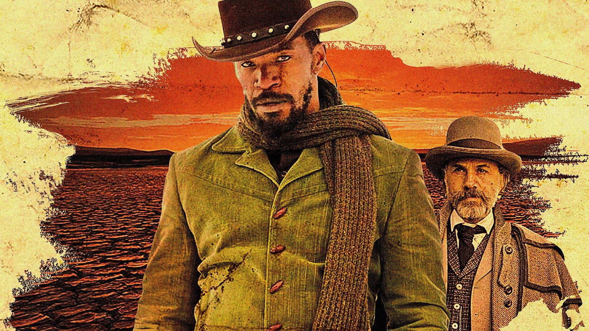 Django Unchained Wallpaper