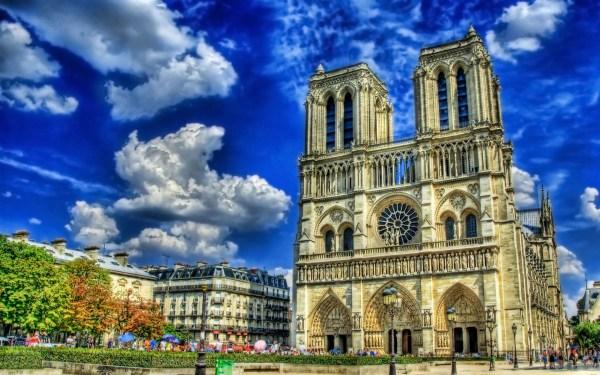 Notre Dame De Paris Wallpapers