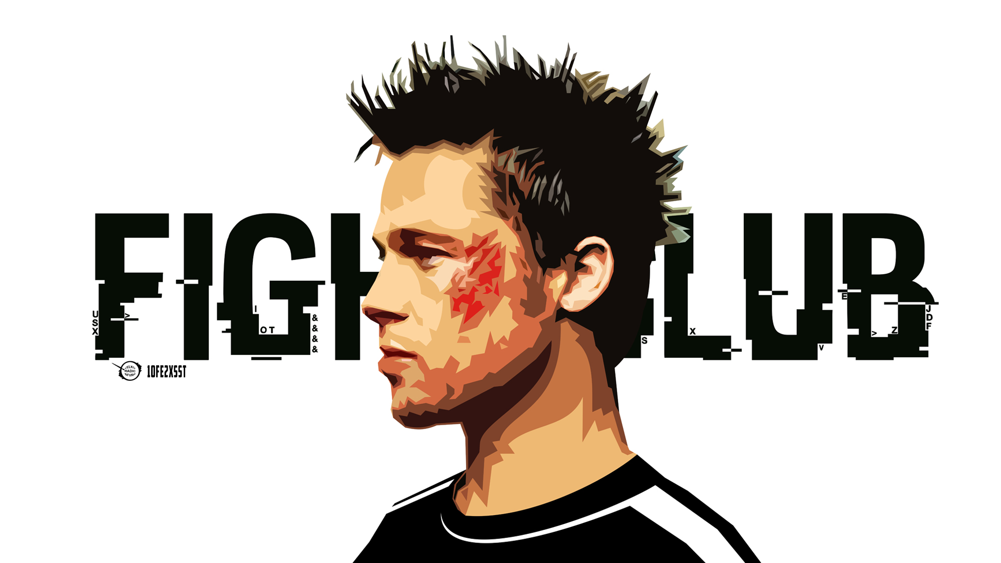 Tyler Durden Iphone Wallpaper Fight Club Wallpapers Pictures Images