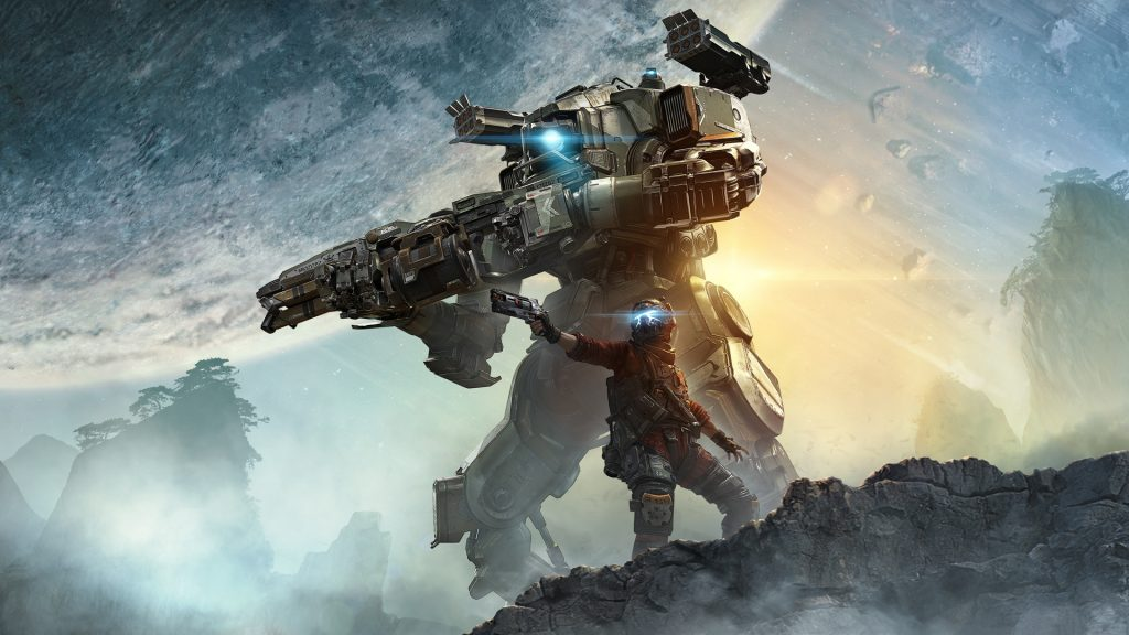 Titan Fall 2 Hd Wallpaper Titanfall 2 Wallpapers Pictures Images