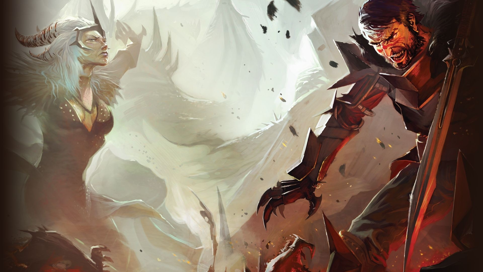 Kilzone Shadow Fall Wallpaper Dragon Age Ii Wallpapers Pictures Images
