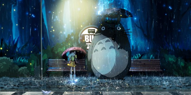 Totoro Iphone X Wallpaper My Neighbor Totoro Backgrounds Pictures Images