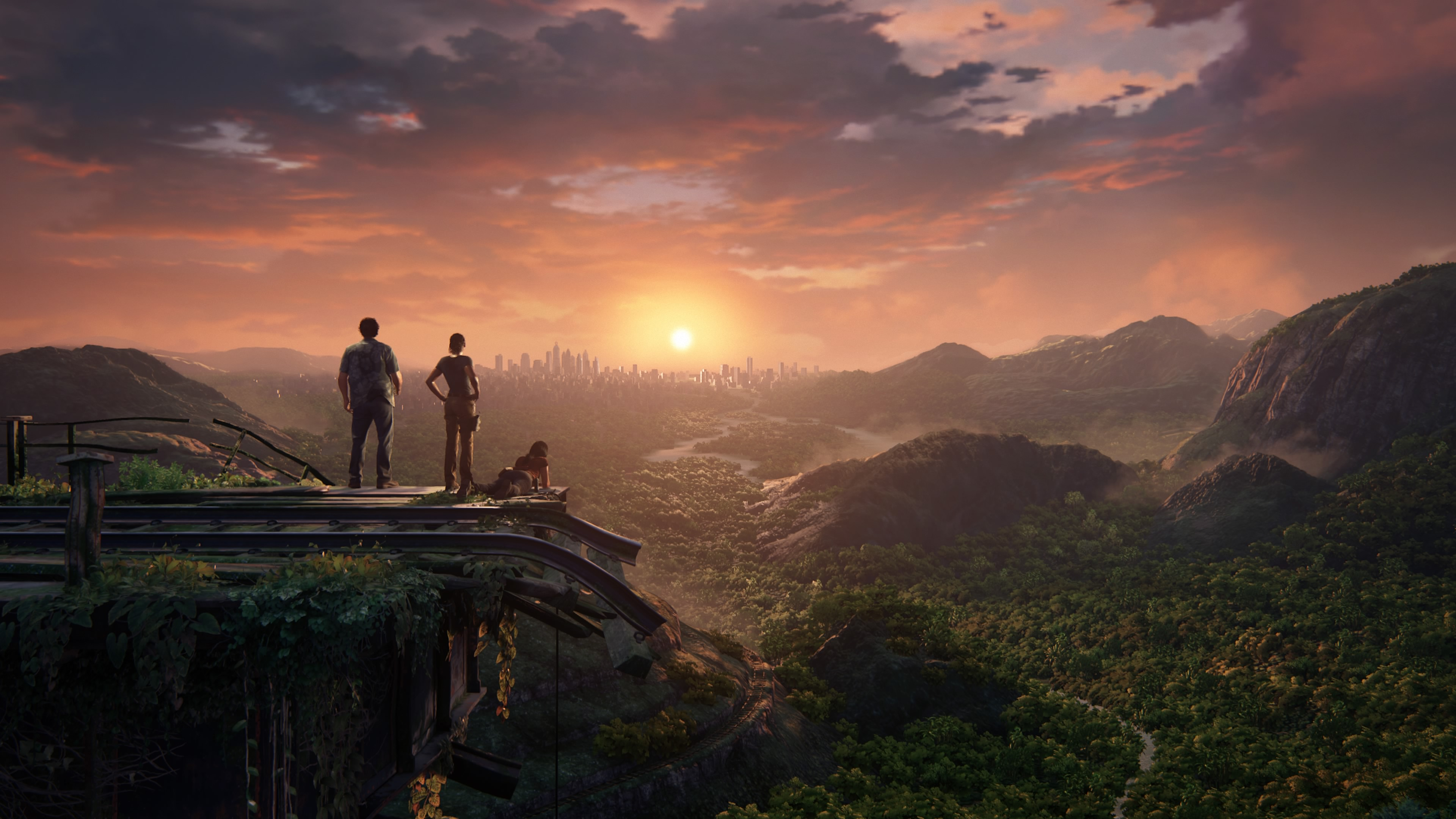 Kilzone Shadow Fall Wallpaper Uncharted The Lost Legacy Wallpapers Pictures Images