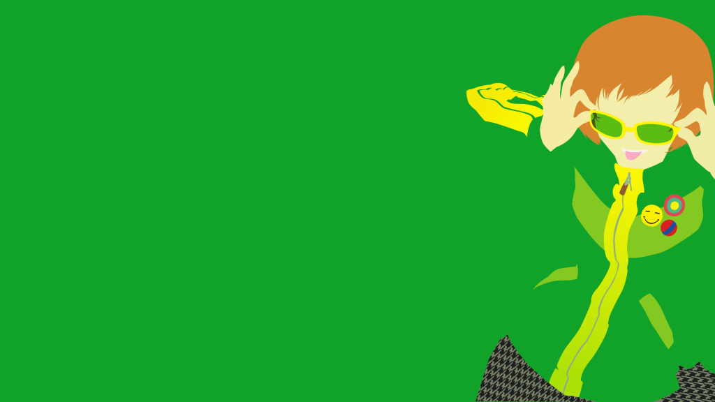 Persona 4 Cute Chie Wallpaper Persona 4 Wallpapers Pictures Images