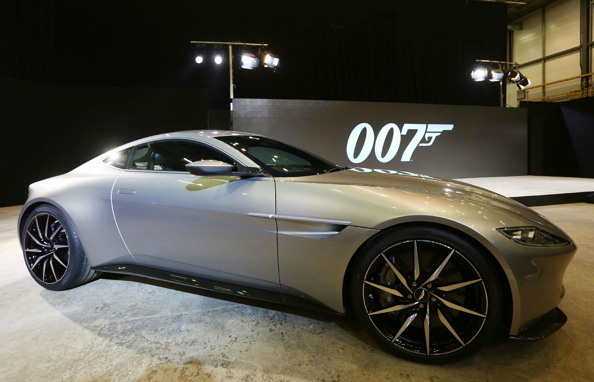 Looking for the best 007 skyfall wallpaper? Aston Martin Db10 Wallpaper Design Corral