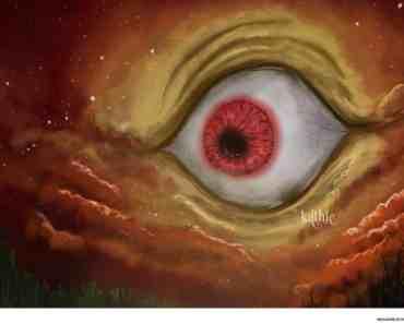 Lovely Eye