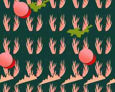 Reindeer Christmas Pattern