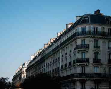Parisian Homes